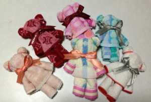 ленточки, платочки