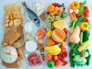 продукты для нормализации веса