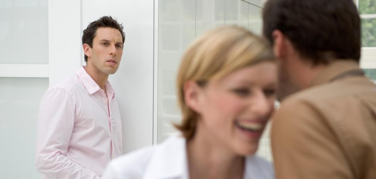 Ревность и психология