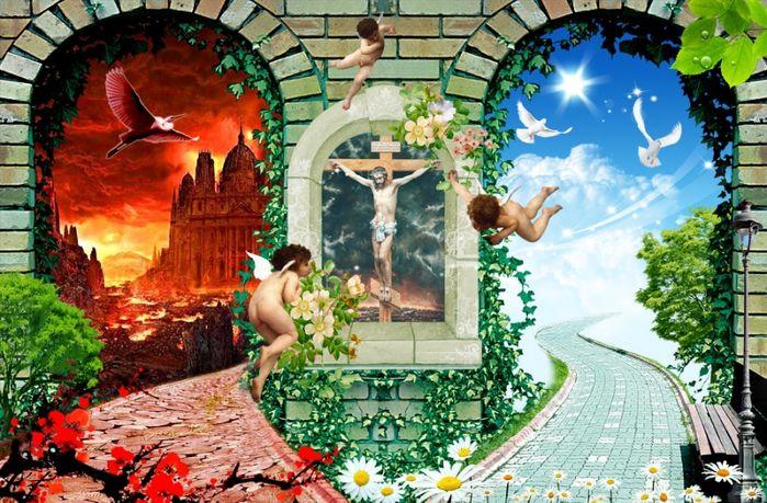 внутри нас ад и рай
