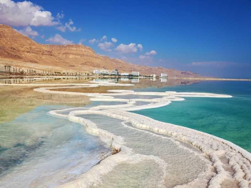 Израиль. Мертвое море