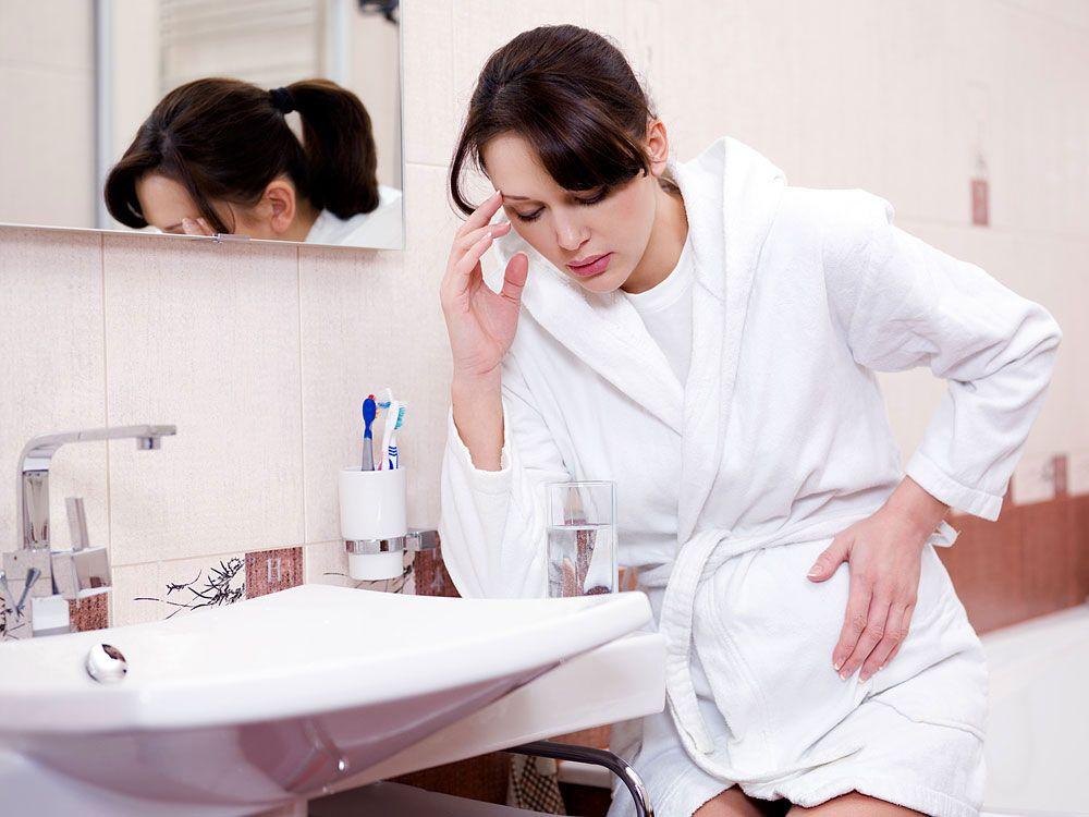Как избавиться от молочницы во время беременности?