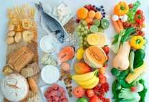 Основы правильного питания человека
