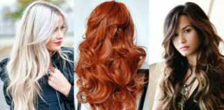 Виды причёсок для длинных волос