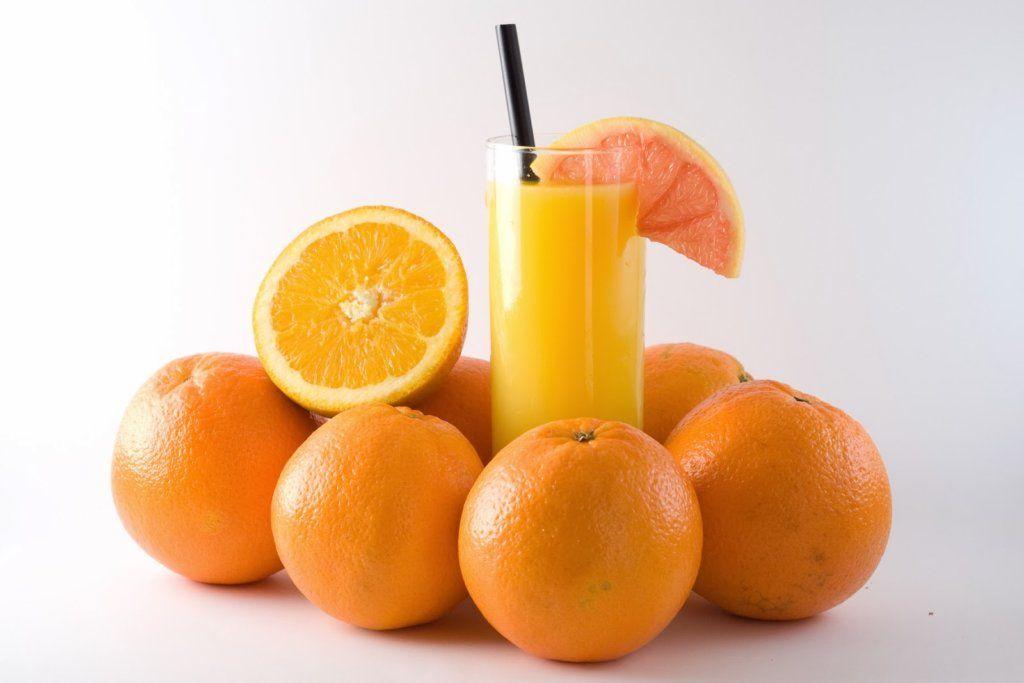 апельсинова ядиета
