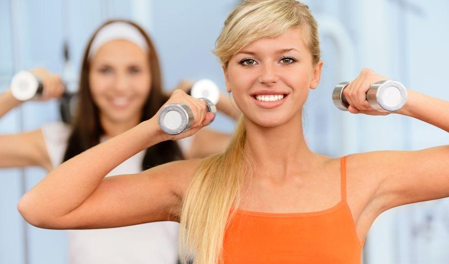 наращиваем мышцы