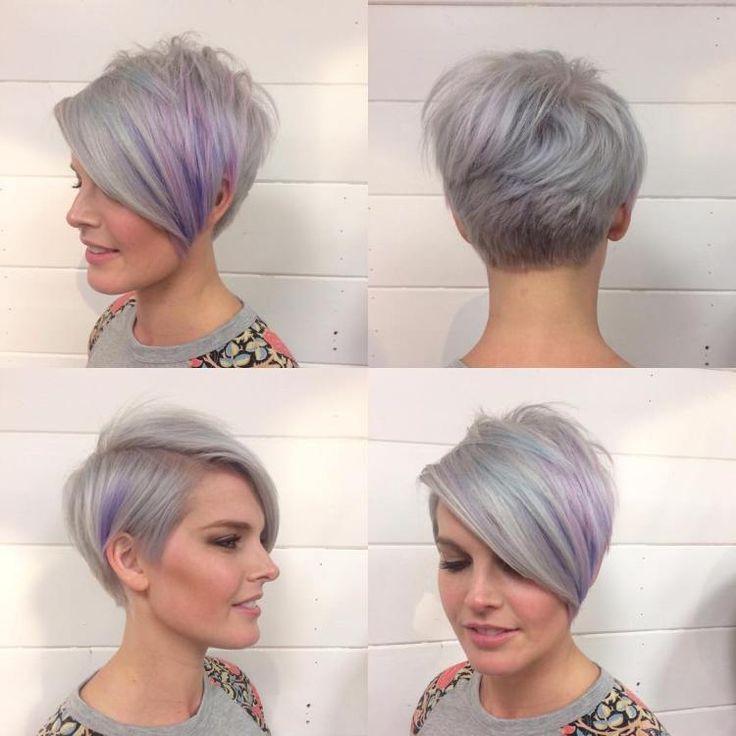 стрижка на кудрявые волосы ассиметричное каре